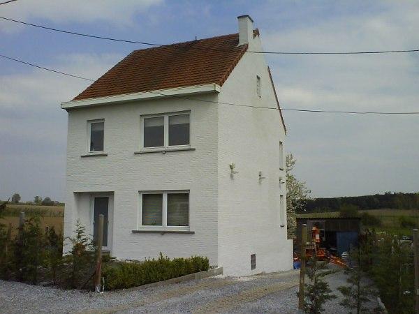 Gevel kaleien cliff haerden - Oude huis gevel ...